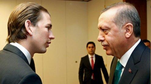 Erdogan droht wegen Österreich mit seinem Veto in der NATO