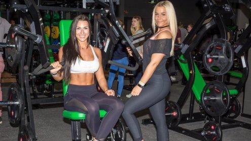 Fitnesscenter-Opening mit Sido: Erstes Fit/One in Wien eröffnete