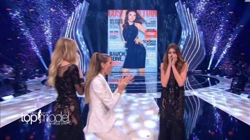 """Céline gewinnt """"Germany's next Topmodel"""""""