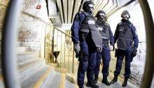 Nachbarn mit Gaspistole bedroht: WEGA-Einsatz