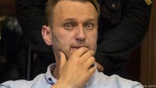 Putin-Kritiker Nawalny darf nicht kandidieren