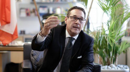 "Strache zu Islam-Kindergärten: ""Kurz nimmt FPÖ-Forderung"""