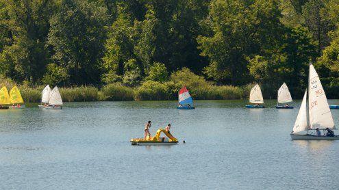Badeunfall an der Alten Donau: Siebenjährige trieb im Wasser