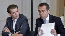"Mittelmeer: Kern nimmt Kurz ""nicht ernst"""