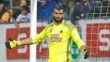 Tormann Jan Novota verlässt Rapid Wien