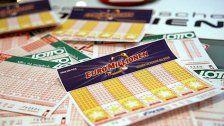 Euromillionen: Jackpot für Freitag dreistellig