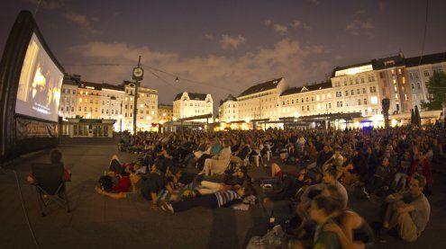 Open Air-Filme: Die Sommerkinos