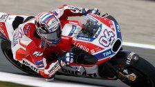 MotoGP: Dovizioso sitzt Leader Vinales im Nacken