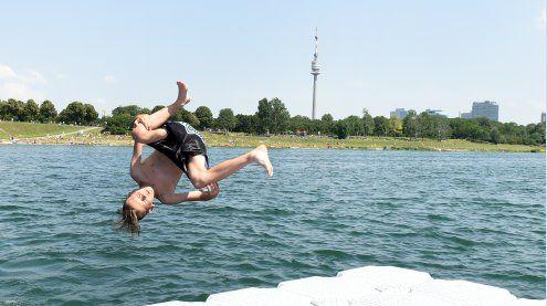 Das Wetter zum Donauinselfest