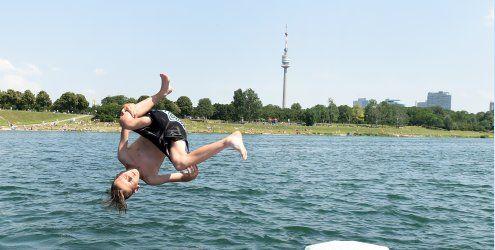 So wird das Wetter beim Donauinselfest 2017