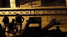 Tempelberg: Israel baut Metalldetektoren ab