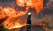 Bedrohlich: Waldbrände in Portugal breiten sich aus
