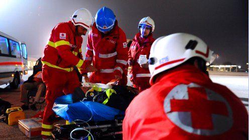 35 Rotkreuz-Rettungssanitäter in Wien vor baldiger Kündigung