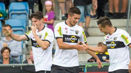 Bundesliga-Fehlstart für Austria: 0:3-Niederlage gegen SCR Altach