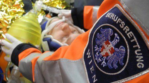 Rettungshubschrauber-Einsätze wegen zwei schweren Notfällen