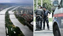 Trio wegen hundertfachen Drogenverkaufs verhaftet