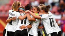 Sensationeller Punkt- gewinn gegen Frankreich