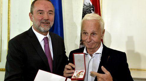 EAV: Eberhartinger wurde geehrt