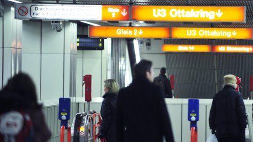 Sexuelle Übergriffe in der U-Bahn: Täter ist nicht einvernahmefähig