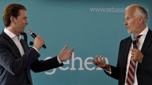 Josef Moser als Kandidat für die ÖVP bei der Nationalratswahl