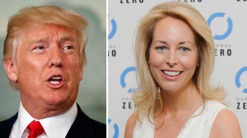 Eine Ex-CIA-Agentin will Twitter kaufen und Trump verbannen