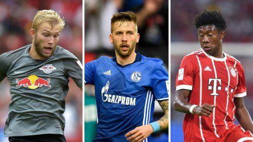 Deutsche Bundesliga: Saisonstart mit Rekord an ÖFB-Legionären