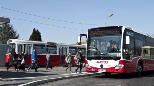U1-Verlängerung: Änderungen im Busfahrplan in Wien-Favoriten