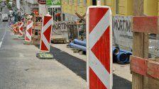 Bauarbeiten am Handelskai starten