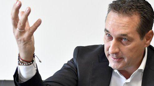 Strache bleibt nach NR-Wahl in jedem Fall an FPÖ-Parteispitze