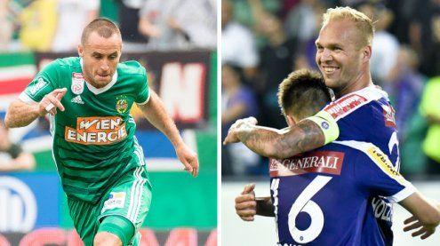 Austria Wien und Rapid ziehen in die nächste Runde des Cups ein