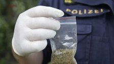 Festnahmen, Anzeigen und Drogen-Abnahme