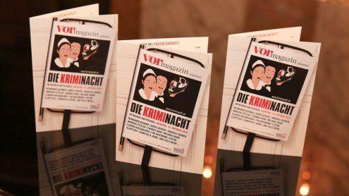 Wiener Kaffeehäuser laden am Dienstag zur 13. Kriminacht ein