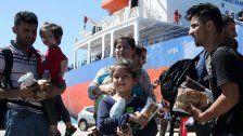 Mehr Migration aus der Türkei nach Griechenland