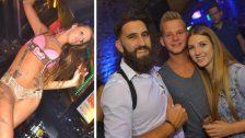Die besten Partyfotos vom Freitag in Wien