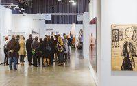 Rund 30.000 Kunstmesse-Besucher in der Marx-Halle
