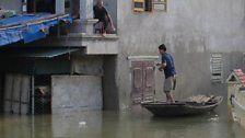 Überschwemmungen in Vietnam - 72 Tote