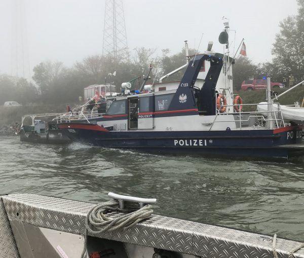Schiffskollision mit einer Verletzten auf der Donau: Polizei Wien ermittelt
