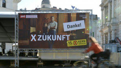 Wien: Größte Verluste für Grüne, stärkste Zugewinne für die SPÖ