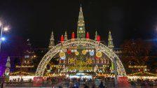 Wiener Christkindlmarkt: Chöre können mitmachen