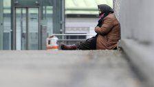 1,54 Mio. Menschen armutsgefährdet
