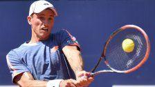 Dennis Novak schaffte Quali für Turnier in Wien