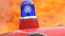 OÖ: Mann bei Brand ums Leben gekommen