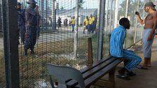 Manus: Australisches Flüchtlingslager geräumt