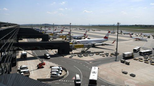 Groß-Ausbau am Flughafen Wien: Frachtzentrum um 18 Millionen