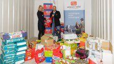MyPlace startet Spenden-Aktion für die Wiener Tafel