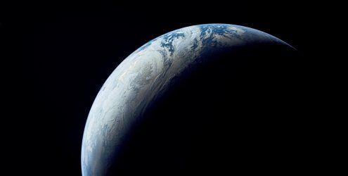 Astronaut filmte imposante Gewitter-Aufnahmen vom All aus