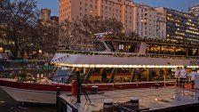 """Wiener Adventschiff"""" legt jeden Samstag ab"""