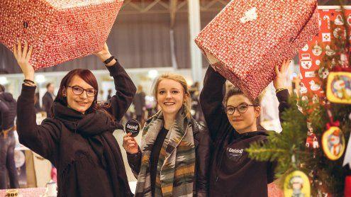 """""""Oh Edelstoff"""": Markt für junges Design in der Wiener Marx Halle"""