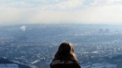 Starker Wintertourismus in Wien