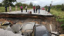 Teile Südthailands nun Katastrophengebiet